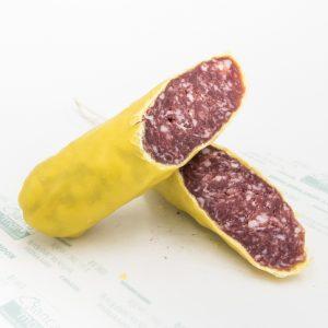 Beeswax italian salami_slowfood presidium free range black pork_4