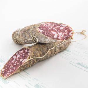 Italian salami gluten and lactose free