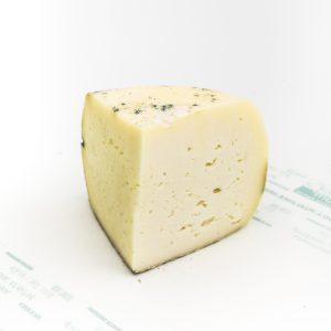 2 month age italian pecorino sheep milk cheese 250g_1
